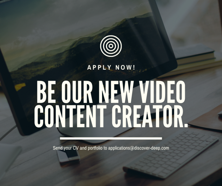 【Job Post】Video Content Creator