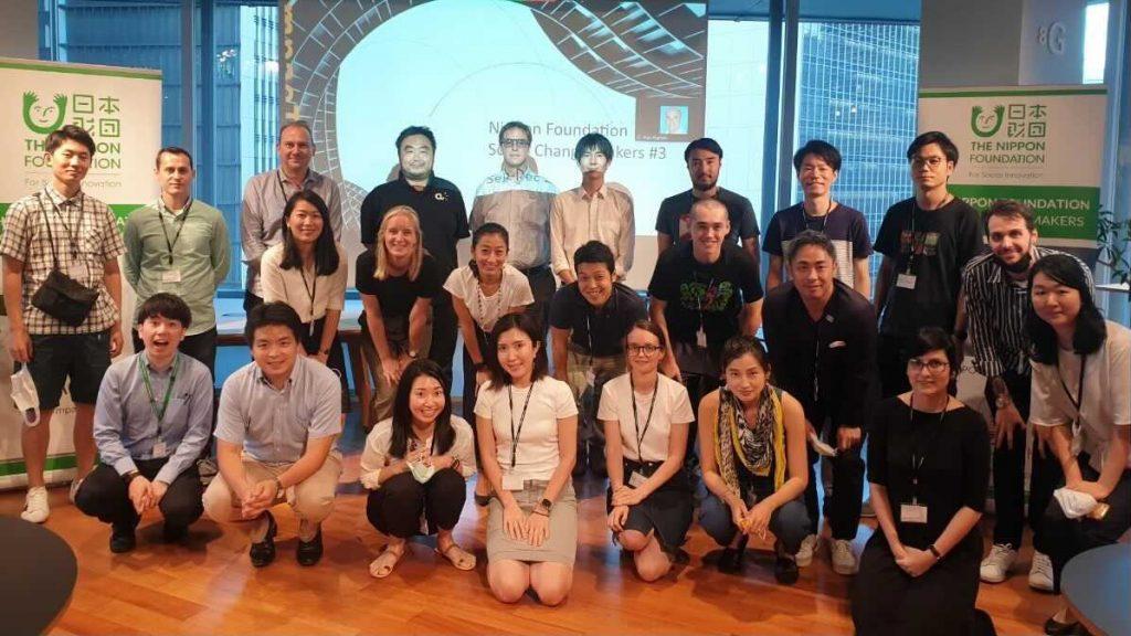 DDJ が「日本財団ソーシャルチェンジメーカーズ」 第3期参加チームに採択 1