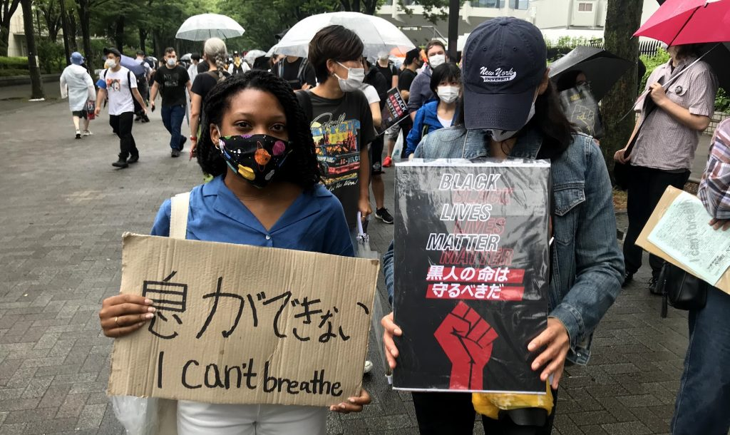 Black African Lives Matter Too: Silenced Voices of African Asylum-Seekers in Japan 1